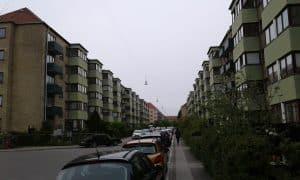 Trappevask København