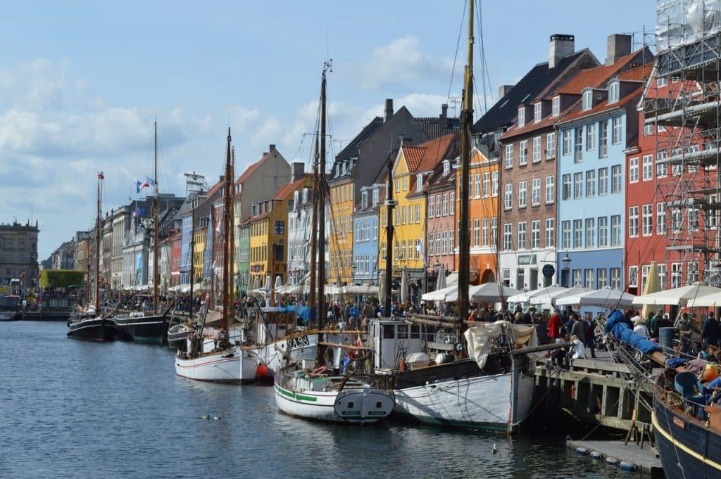 billede af ejendomsservice i København