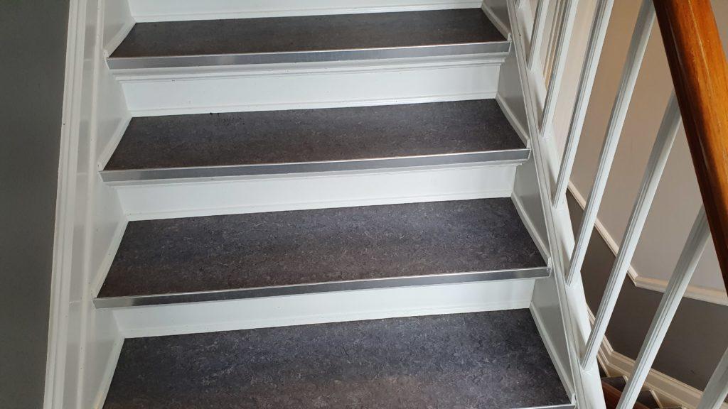 trappevask med dahl ejendomsservice i København